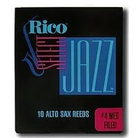 Stroiki Rico Jazz Select 4 Medium - Filed - alt