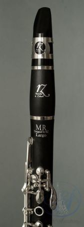 Klarnet RZ model MR Largo by RZ niklowane klapy
