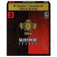 Stroiki do klarnetu Grand Concert Select Thick Blank 4.5